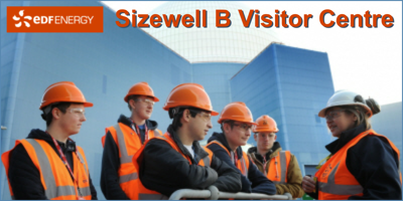 Sizewell B Visitor Centre
