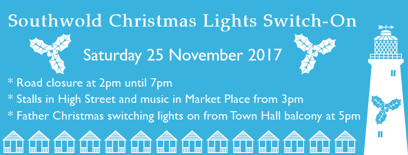 Southwold Christmas Lights 2017