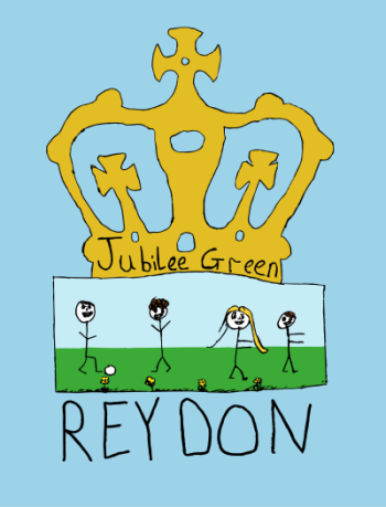 Jubilee Green Competition Winner