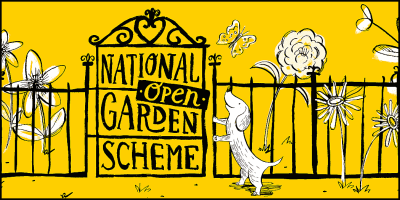 National Gardens Scheme Open Gardens